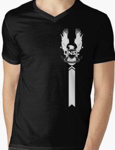 UNSC LOGO HALO 4 Mens V-Neck T-Shirt