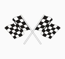 checkered flag by salship