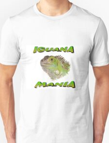 Iguana Mania T-Shirt