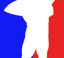 Vegeta Sport Logo Sticker