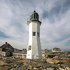 Scituate Lighthouse by Peter Doré