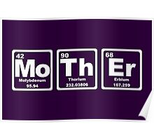 Mother - Periodic Table Poster