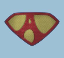 """The Letter A in the Style of """"Man of Steel"""" Kids Clothes"""