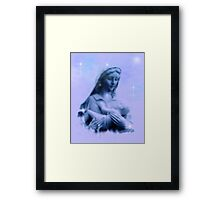 Mary Did You Know Framed Print
