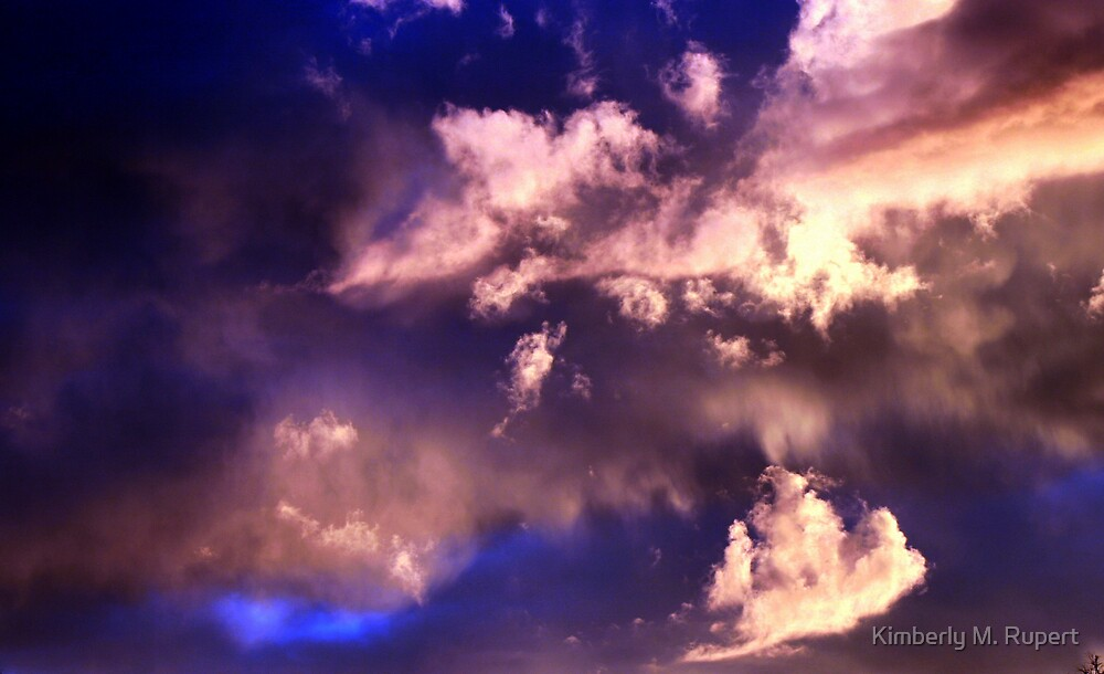 Heavenly Skies by Kimberly M. Rupert