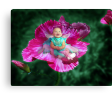 When I See You Smile Canvas Print