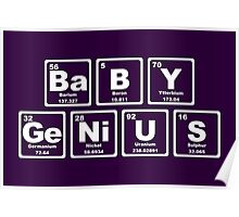 Baby Genius - Periodic Table Poster