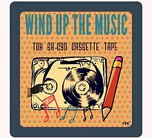 WIND IT AND PLAY IT by TONYARTIST