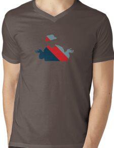 Meh Man SDMEH22 65H AKA Whatever 65H Mens V-Neck T-Shirt