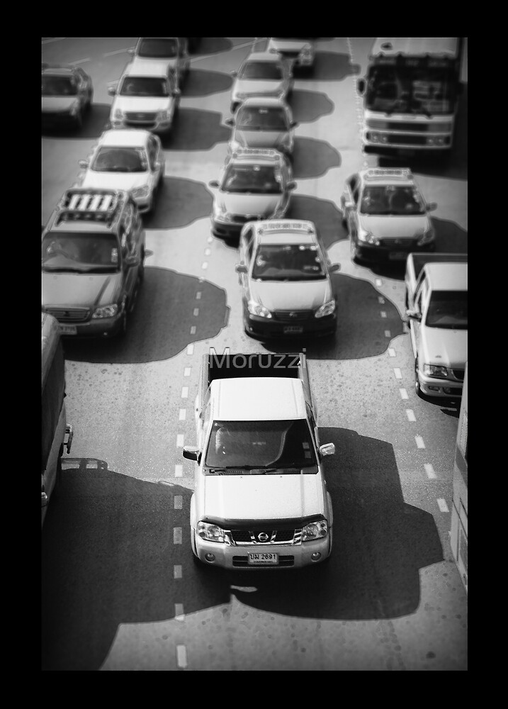 Traffic by Moruzzi