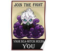 Ursula's War Poster