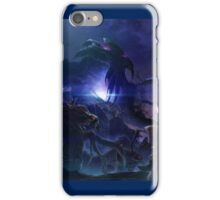 The Swarm iPhone Case/Skin