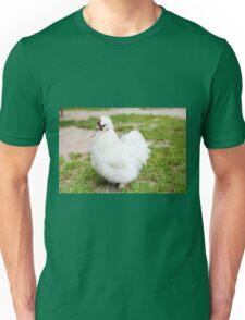 Fancy Chicken Silkie Unisex T-Shirt