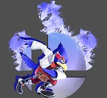 Super Smash Bros.: Falco-Collection by MrDesignWalker