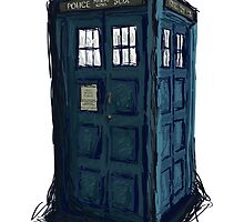 Wibbly Wobbly, Timey Wimey, Scribbly Wibbly by shainarichelle