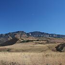Drakensberg, South Africa by Herman Greffrath