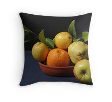 Fruit. Throw Pillow