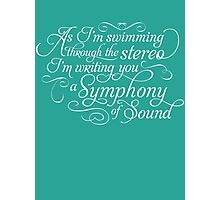 Symphony of Sound Photographic Print