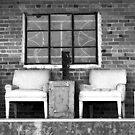 4 chairs by Lynne Prestebak