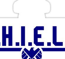Top S.H.I.E.L.D Sticker
