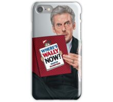 12th Doctor iPhone Case/Skin