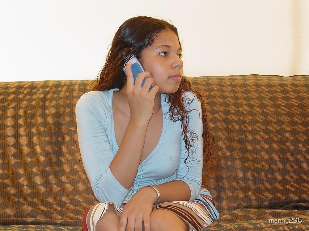 Viza making call by manny296