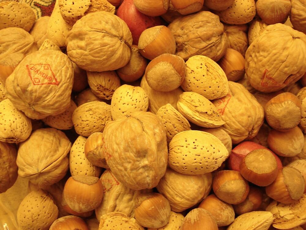 warm nuts by Bill Knapp