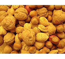 warm nuts Photographic Print