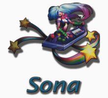 Sona- Arcade by Bells94