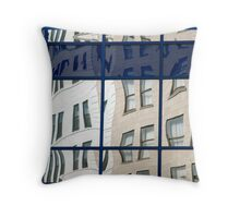 Abstract By Design Throw Pillow