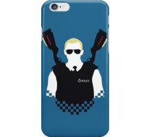 Here Come The Fuzz - Variant iPhone Case/Skin