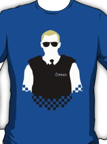 Here Come The Fuzz - Variant T-Shirt