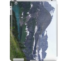 Grinnell Lake & Grinnell Glacier iPad Case/Skin