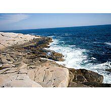 Atlantic Coastline Photographic Print