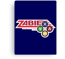 ZABIE Security Systems - JAPAN Canvas Print