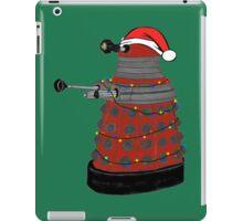 Festive Dalek. iPad Case/Skin