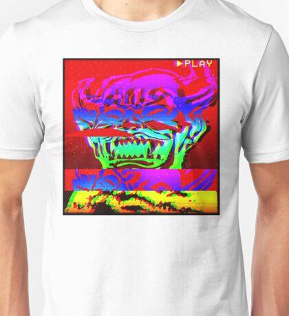 Glitch Hob Unisex T-Shirt