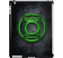 Green Lantern iPad Case/Skin