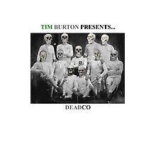 Tim Burton Presents... Photographic Print