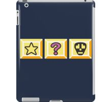 Miracle World Blocks iPad Case/Skin