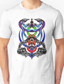 Phantoms Above and Below Unisex T-Shirt