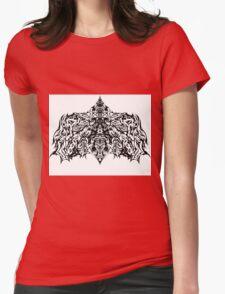 FULL CELTIC DESIGN Womens Fitted T-Shirt