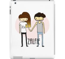 Zalfie- OTP iPad Case/Skin