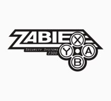 Zabie Security Systems - Black & White by jamesorthii