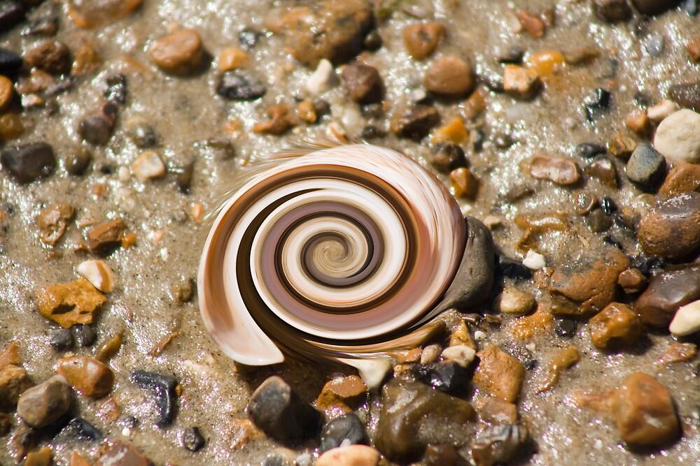 Twirl on Beach by epc2007