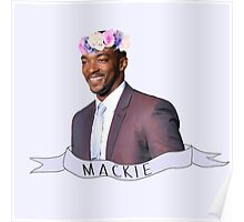 Mackie Poster