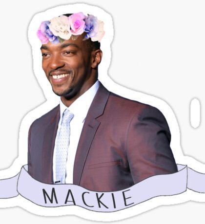 Mackie Sticker