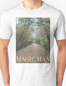 Magic Man--Portland River Trail T-Shirt