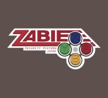 ZABIE Security Systems - 3D T-Shirt