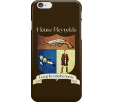 Firefly House Crest - Mal iPhone Case/Skin